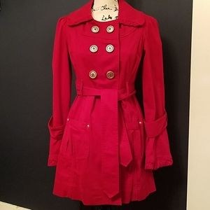 Gorgeous Christmas fancy trench cost